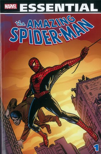 Essential Amazing Spider-Man, Vol. 1 (Marvel Essentials) (v. 1) PDF