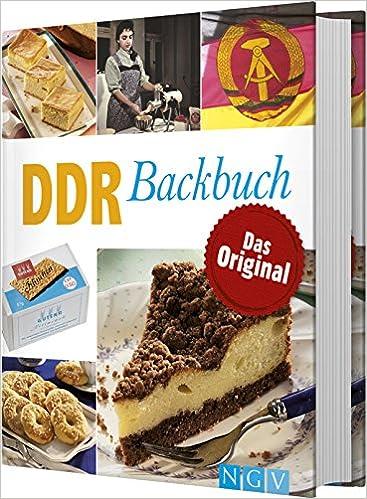 Ddr Backbuch Das Original Amazon De Bucher