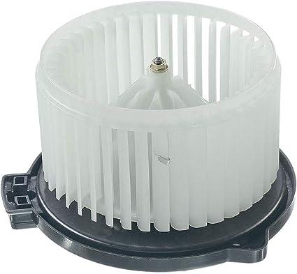 HVAC Blower Motor for Chevrolet Malibu 2004-2008 w//FanCage 15929377 w//Wheel