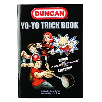 Duncan Toys Yo-Yo Trick Book - 60 Tricks, Step by Step Yo-Yo Instructional by Yo-Yo Master Steve Brown: Steve Brown: Toys & Games