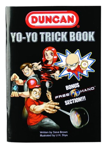 (Duncan Yo Yo Trick Book)