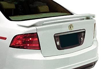 Acura TL Spoiler BP Royal Blue Pearl Exterior Accessories - Acura tl spoiler