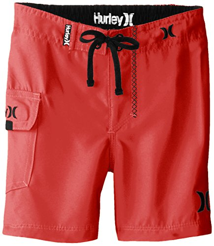 Hurley Baby Boys e and ly Boardshort Daring Red 24