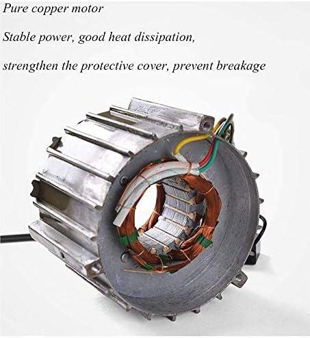 YANGSANJIN Souffleur, Ventilateur électrique centrifuge - Ventilateur de Barbecue - Moteur en cuivre Pur 220 V - pour Barbecue extérieur de Ventilateur de cheminée, 40 W