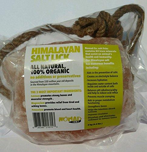 100 Natural Mineral Salt Lick - Fremragende Porno-6730