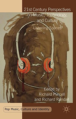 21st Century Perspectives On Music, Technology, And Culture: Listening Spaces (Pop Music, Culture And Identity)