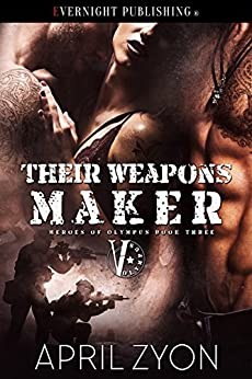 Their Weapons Maker (Heroes of Olympus Book 3) by [Zyon, April]