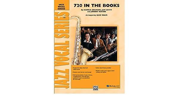 Alfred Publishing 00-24824 720 en los Libros - Music Book: Amazon ...