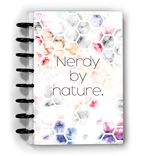 Nerdy by nature Journal | Disc-bound