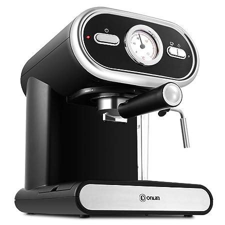 SYSWJ Cafetera Cafetera Espresso, A: Amazon.es: Hogar