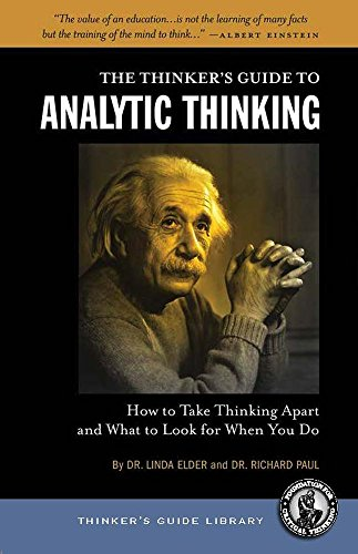 Thinker Guide To Analytic Thinking Pdf