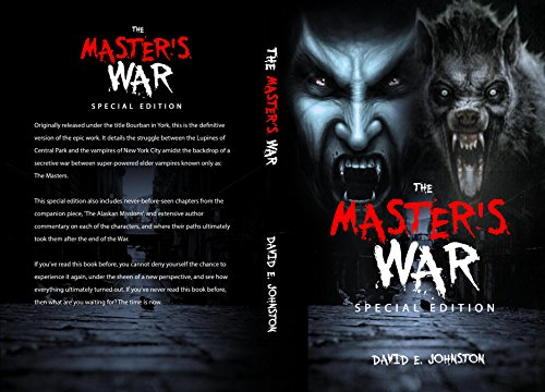 The Master's War: Special Edition (English Edition)