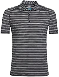 Men's Sphere Short Sleeve Stripe Polo