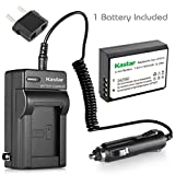 Kastar Battery (1-Pack) and Charger Kit for Canon - Best Reviews Guide