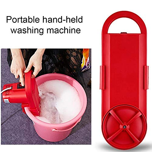 (Portable Washing Machine Mini 3kg Washing Machine for Flats Home Small Kitchen with Spin Dryer)