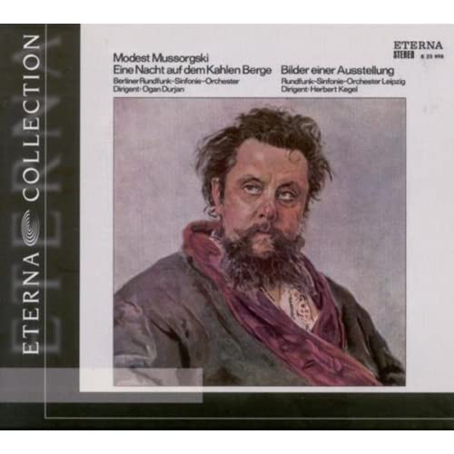 Mussorgsky: Pictures At an Exhibition, Night On a Bold ...