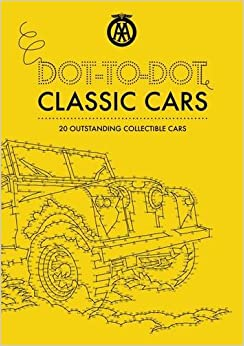 amazon com dot to dot classic cars 20 outstanding collectible cars
