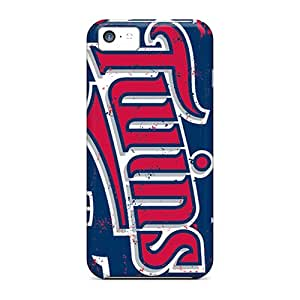Fashion MhPdr18796CkMnh Case Cover For Iphone 5c(minnesota Twins)