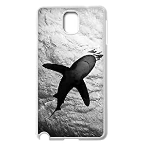 Case Of Deep Sea Shark customized Bumper Plastic case For samsung galaxy note 3 N9000