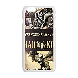 Cool Painting avenged sevenfold hail to the king artwork Phone Case for Iphone 6 Plus