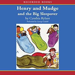 Henry and Mudge and the Big Sleepover Audiobook