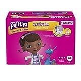 Pull ups Learning Design Training Pants 4t-5t Girl Giant Pack