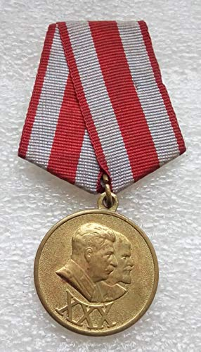 30 Years of the Soviet Army & NAVY WW II WW2 Original USSR Soviet Union Russian Military Communist Bolshevik medal
