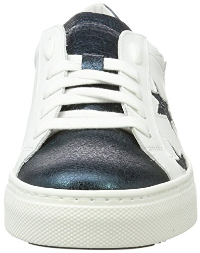 Grøn Sko Kvinder Stokton Flerfarvet Sneaker bianco qC81xgBw