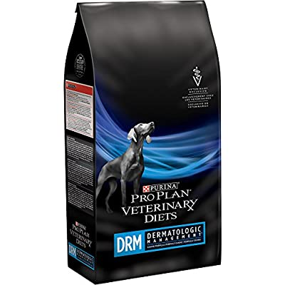 Purina Veterinary Diets DRM Dermatologic Management Dry Dog Food 18 lb bag