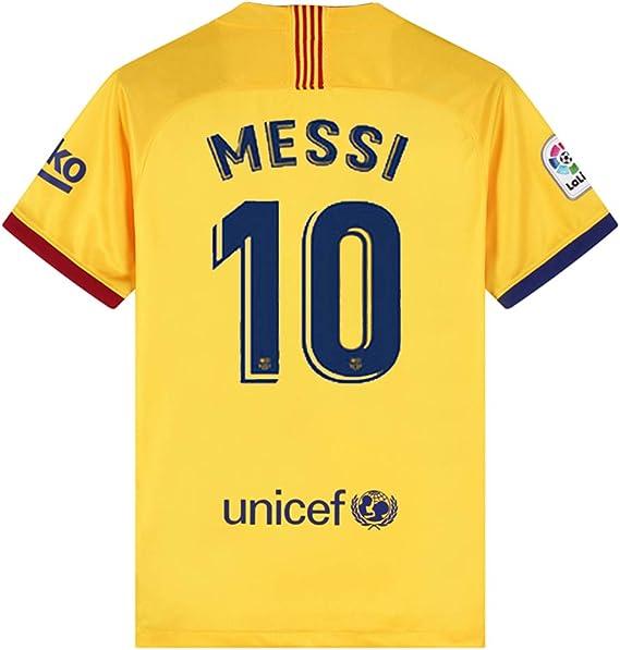 Amazon.com: Kaner Mongkok Barcelona 2019-2020 New Season #10 ...
