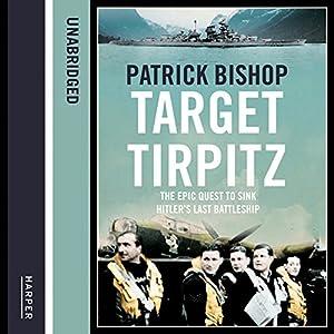 Target Tirpitz Audiobook