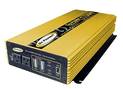 Carmanah Technologies GP-1750 HD 1750 Watt Modified Sine Wave Inverter 12V