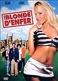 Une blonde d'enfer