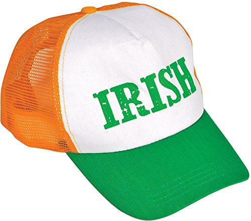 Rhode Island Novelty Irish Mesh Trucker Hat