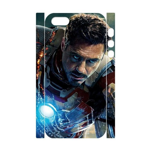 LP-LG Phone Case Of Iron Man For iPhone 5,5S [Pattern-6]