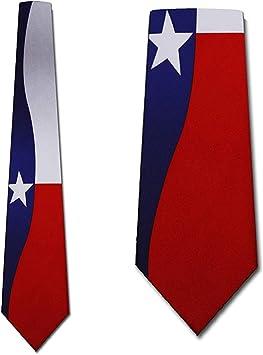 Corbata Corbata De La Bandera De Texas Corbatas Corbatas Corbata ...