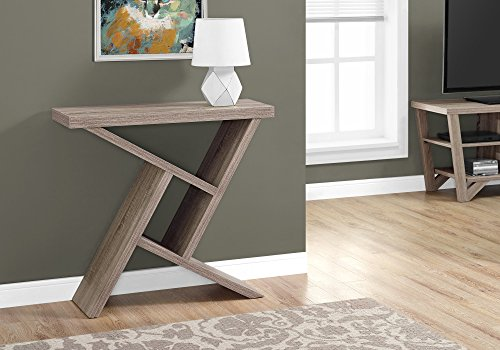 (Monarch Specialties I I 2404 Accent Table, 36