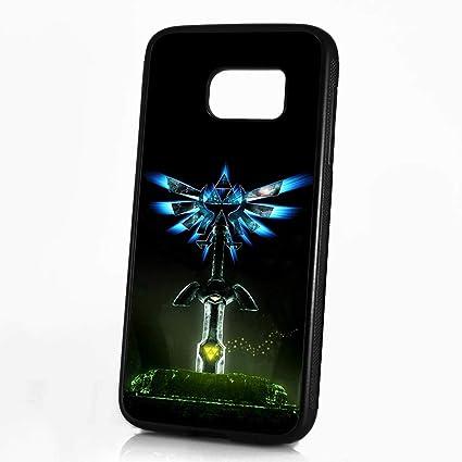 Amazon.com: Carcasa protectora suave para Samsung Galaxy S7 ...