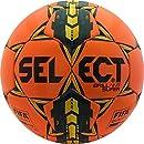 Select Sport America Brillant Super Soccer Ball, Orange, Size 5