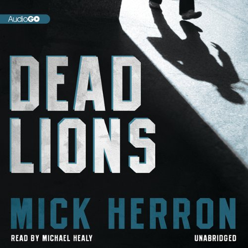 Bargain Audio Book - Dead Lions