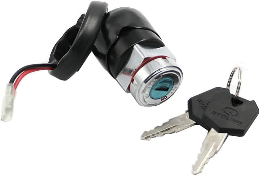 WFLNHB Ignition Switch with 2 Keys Fit for Honda CB100 CB125S CL70 CL90 CL100S CL125S CT90 SL100 SL125 XL100 CL100 S90