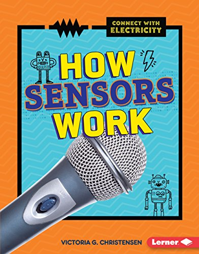 How Sensors Work (Connect with Electricity) by Lerner Publications (Image #2)
