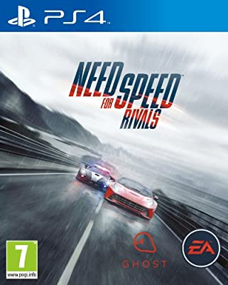 Amazon Com Need For Speed Rivals Playstation Hits Ps4