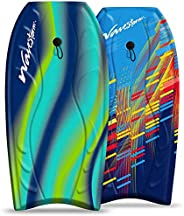 """Wavestorm 40"""" Bodyboard 2-Pack, Blue red and Blue Y"""