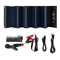 Suaoki Portable 25W 40W 60W Solar Panel ...