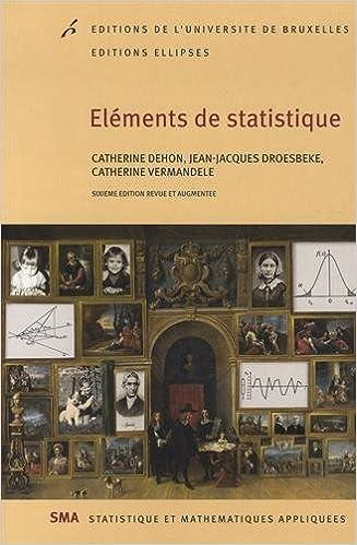 Éléments de Statistique pdf ebook