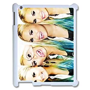 C-EUR Cover Case Demi Lovato customized Hard Plastic case For IPad 2,3,4 by Maris's Diary