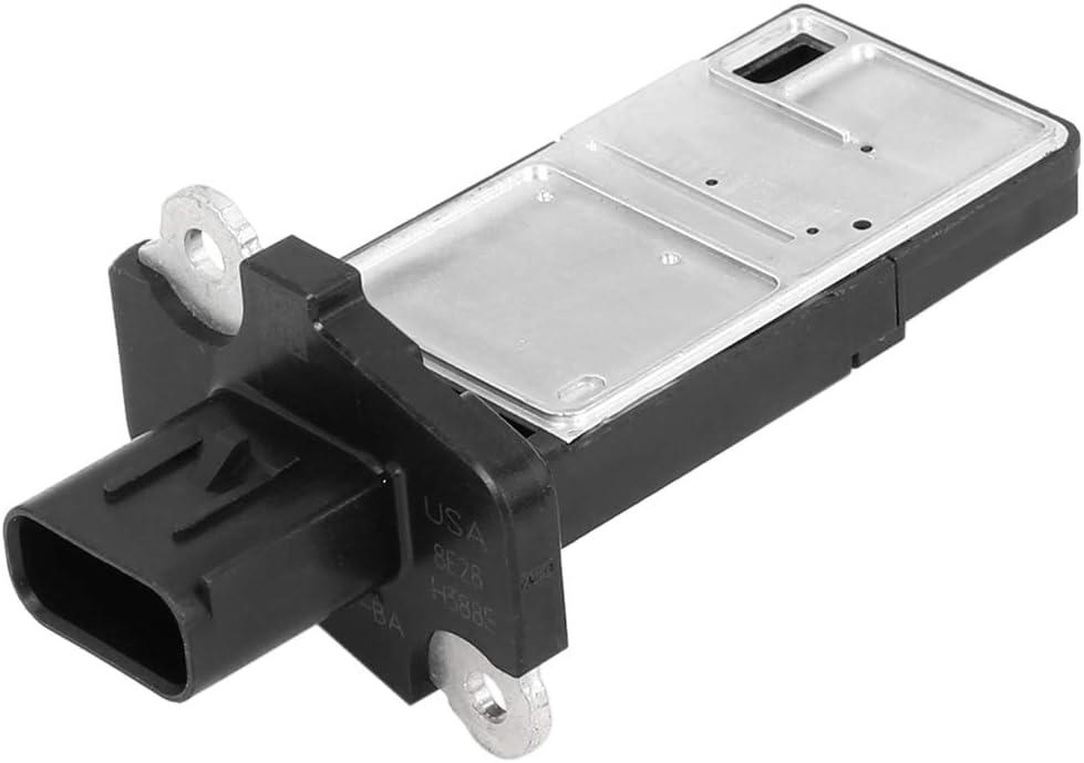X AUTOHAUX 3L3A-12B579-BA Mass Air Flow Meter Sensor for Ford Mustang Taurus 2008-2012