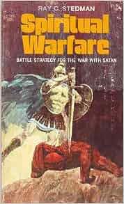 spiritual warfare battle strategy for the war with satan
