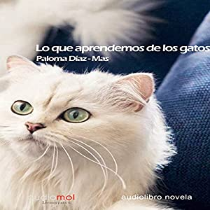Lo que aprendemos de los gatos [What We Learn from Cats] Audiobook